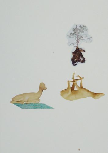 "Misako Inaoka ""Hanging by Treeagle"""