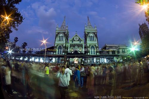 Mount Mary Festival - Bandra Fair 2010, Mumbai, Maharahtra - India   by Humayunn Niaz Ahmed Peerzaada