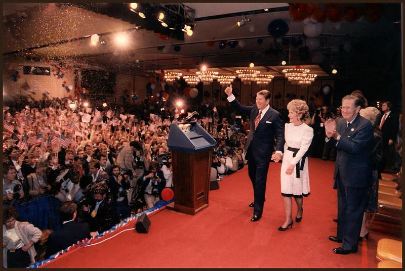 Reagan's on Stage, Century Ballroom