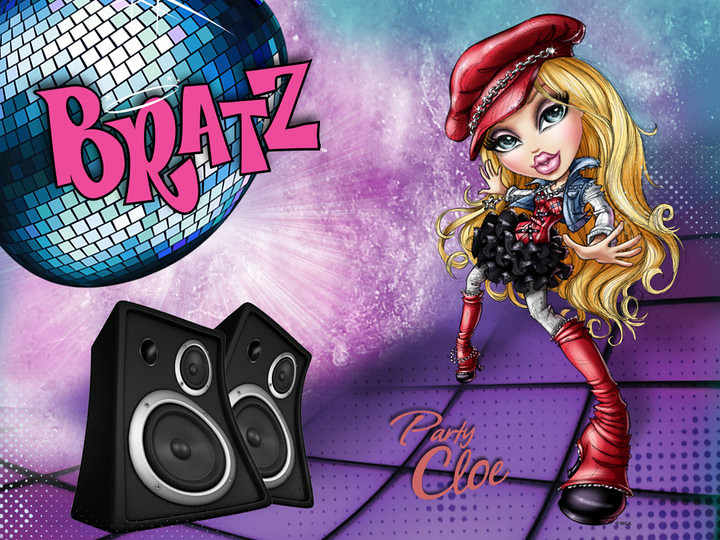 Bratz Party Cloe Wallpaper I Am Alowing You To Use This Pi