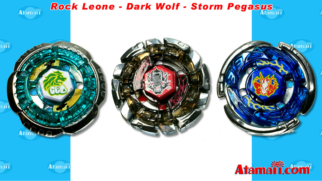 Storm Leone Beyblade