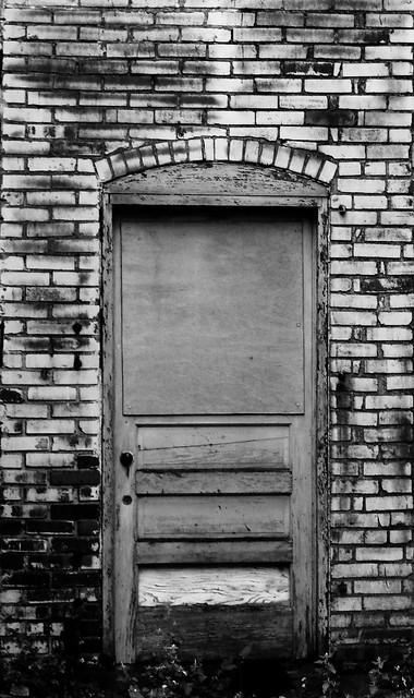 the silent door