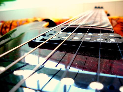 Guitarra eléctrica / Electric guitar