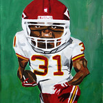 Priest Holmes, Kansas City Chiefs