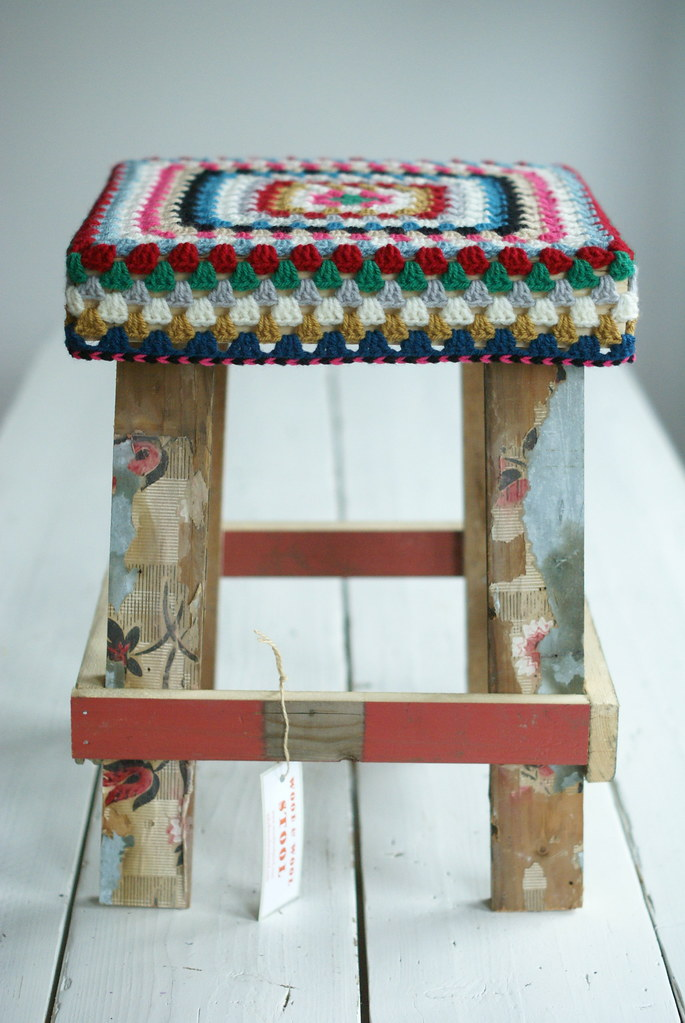 Awesome Wood Wool Stool Megan Ingrid Jansen Flickr Pdpeps Interior Chair Design Pdpepsorg