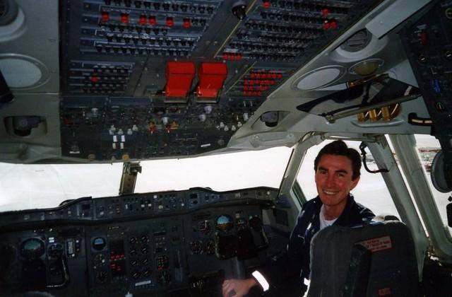 SFO Airport 1995 / A300 Airbus