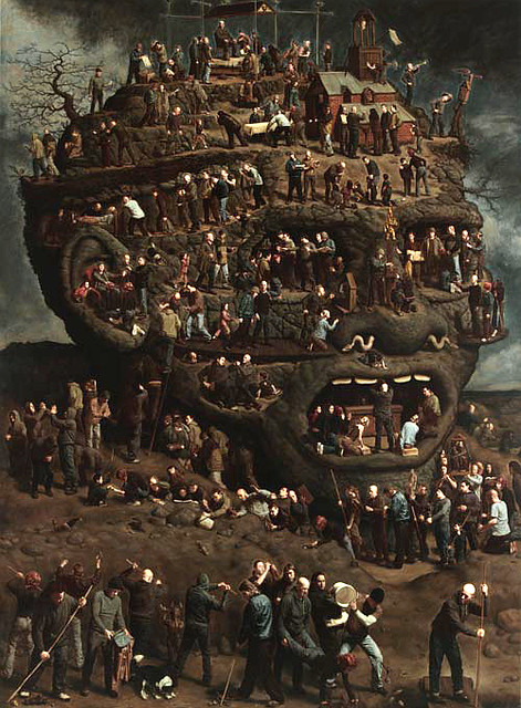 The Paul Juraszek Monolith (Marcus Wills, 2006)