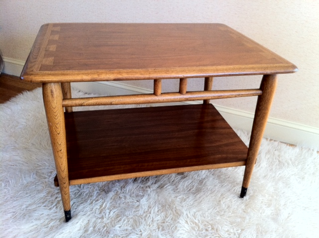 Vintage Lane Furniture Side Table | Really nice vintage lane ...