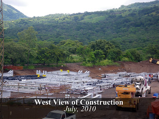 West view of Construction | by Ram Power Photo Gallery
