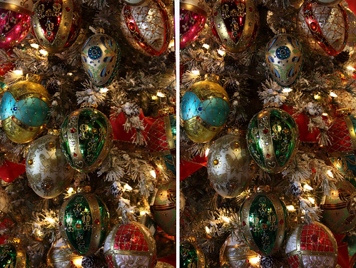 christmas washington 3d colorful stereo ornaments levenworth crosseyedstereo