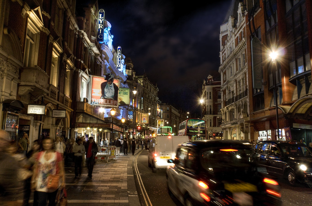 The Thrill Of The West End (London,England)