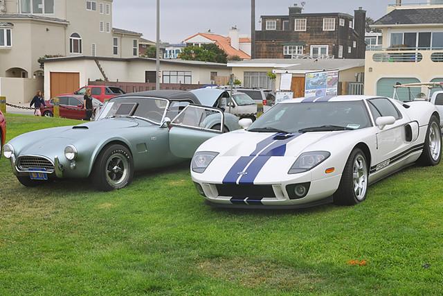 Cobra - Ford GT