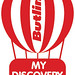 Butlins Discovery Pin Badge
