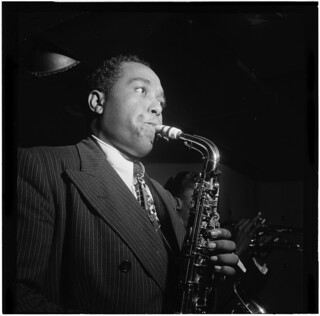 [Portrait of Charlie Parker, Three Deuces, New York, N.Y., ca. Aug. 1947] (LOC) | by The Library of Congress