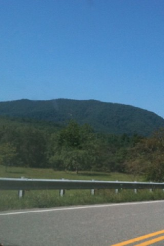 mountains virginia