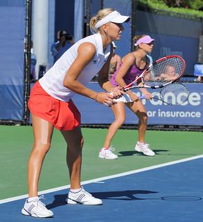 File:Elena Vesnina and Vera Zvonareva at the 2010 US Open