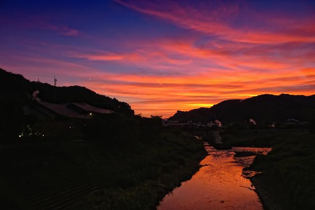 Shimoda Sunset