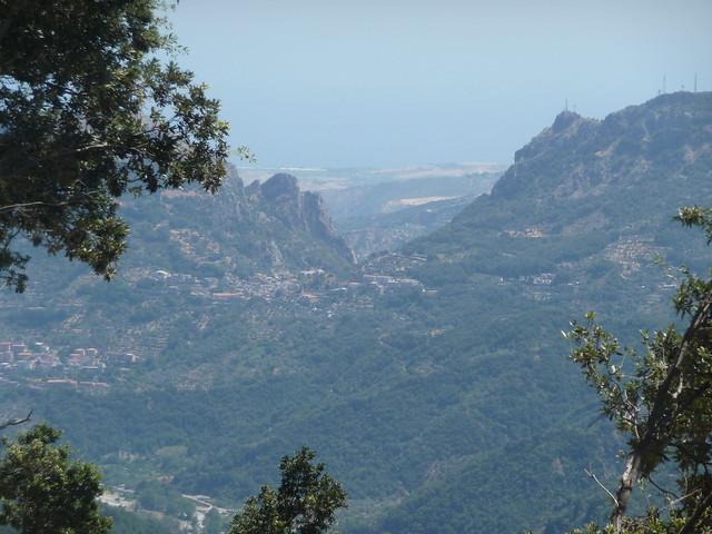Pazzano e Monte Stella da vertice 11