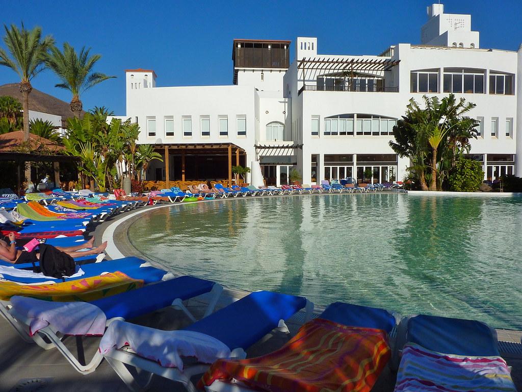 Beheizter Pool Fuerteventura Princess (Playa de Esquinzo