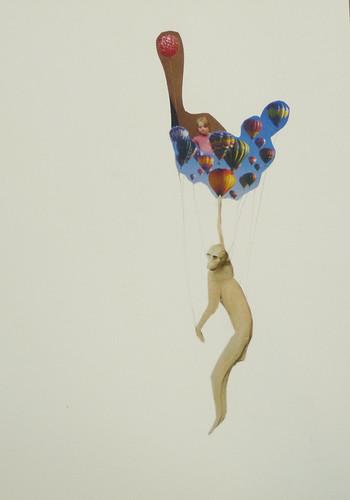 """Misako Inaoka """"Monkey Balloons"""""""