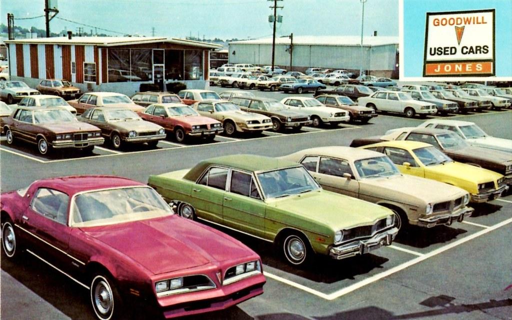 Used Car Dealerships In Lancaster Pa >> Jones Pontiac Honda Lancaster Pennsylvania 1980 Flickr