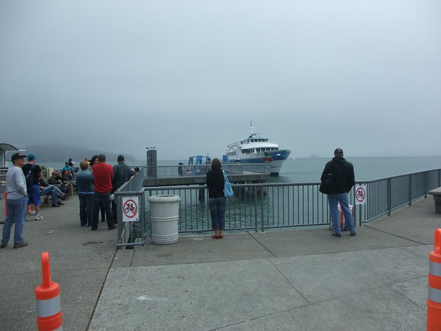 Ferry Arrival