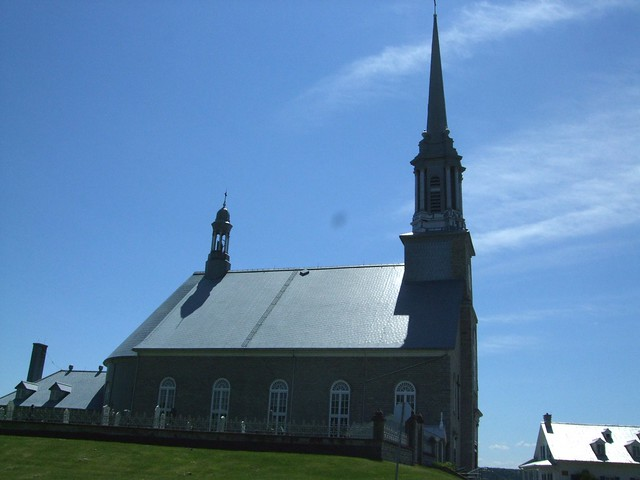 Eglise-de-Visitation, Beaupre, Quebec, Canada