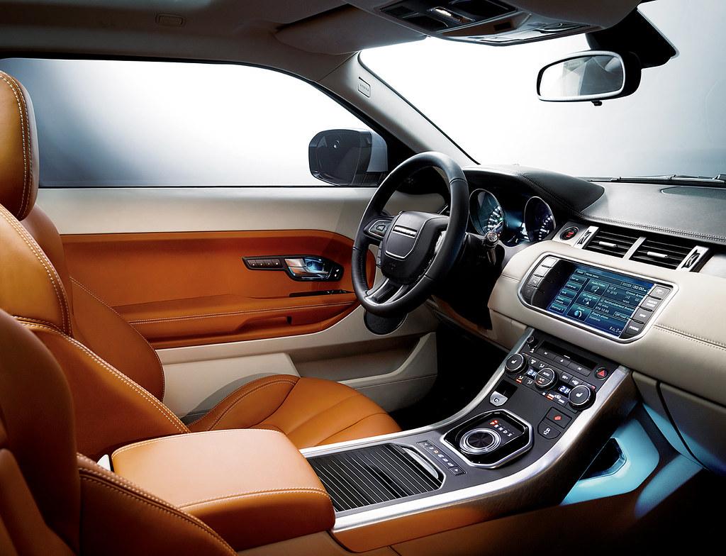 Range Rover Evoque Interior >> Range Rover Evoque Interior The Range Rover Evoque Inte