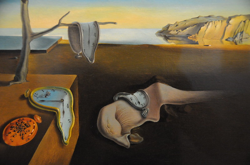 The Persistence of Memory - Salvador Dalí 1931