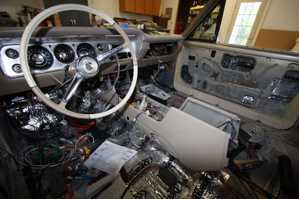 Fabulous 1964 Chevelle Interior Wires Are A Problem Added Electric Flickr Wiring Database Gramgelartorg