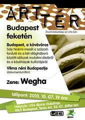 2010. október 6. 16:26 - ART-tér: Budapest feketén