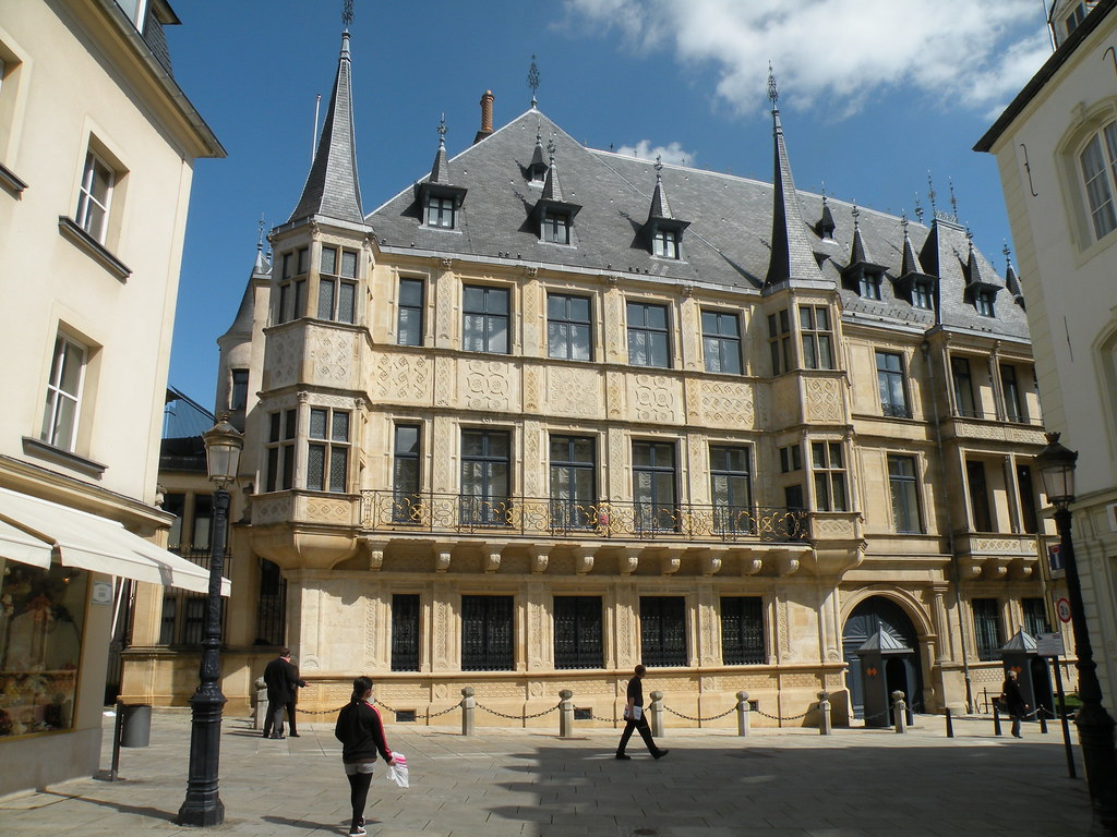 Image result for centrum luxembourg
