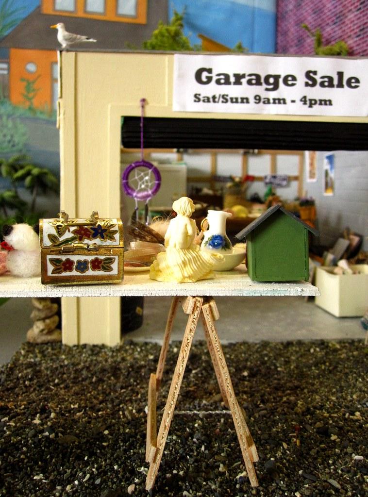 Wedding Garage Sale.Miniature Second Hand Wedding Garage Sale Amcsviatko Flickr