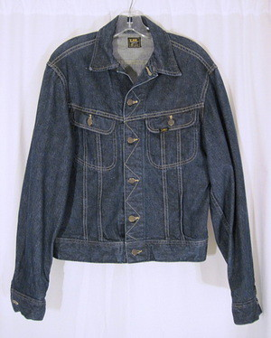 Vintage 1960s Lee Riders Denim Jean Jacket 101-J Union | by wearitsatvintage