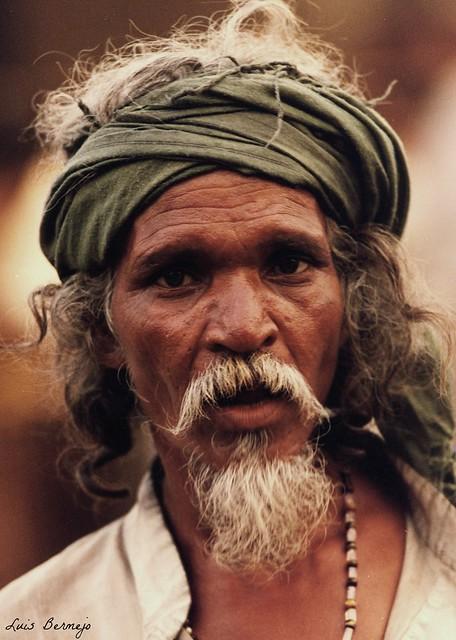 Hombre de Jaipur - India