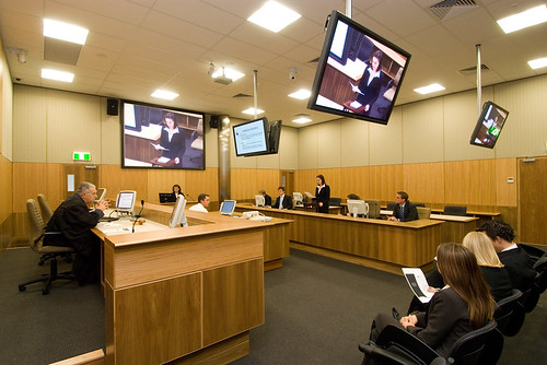 Electronic Moot Court