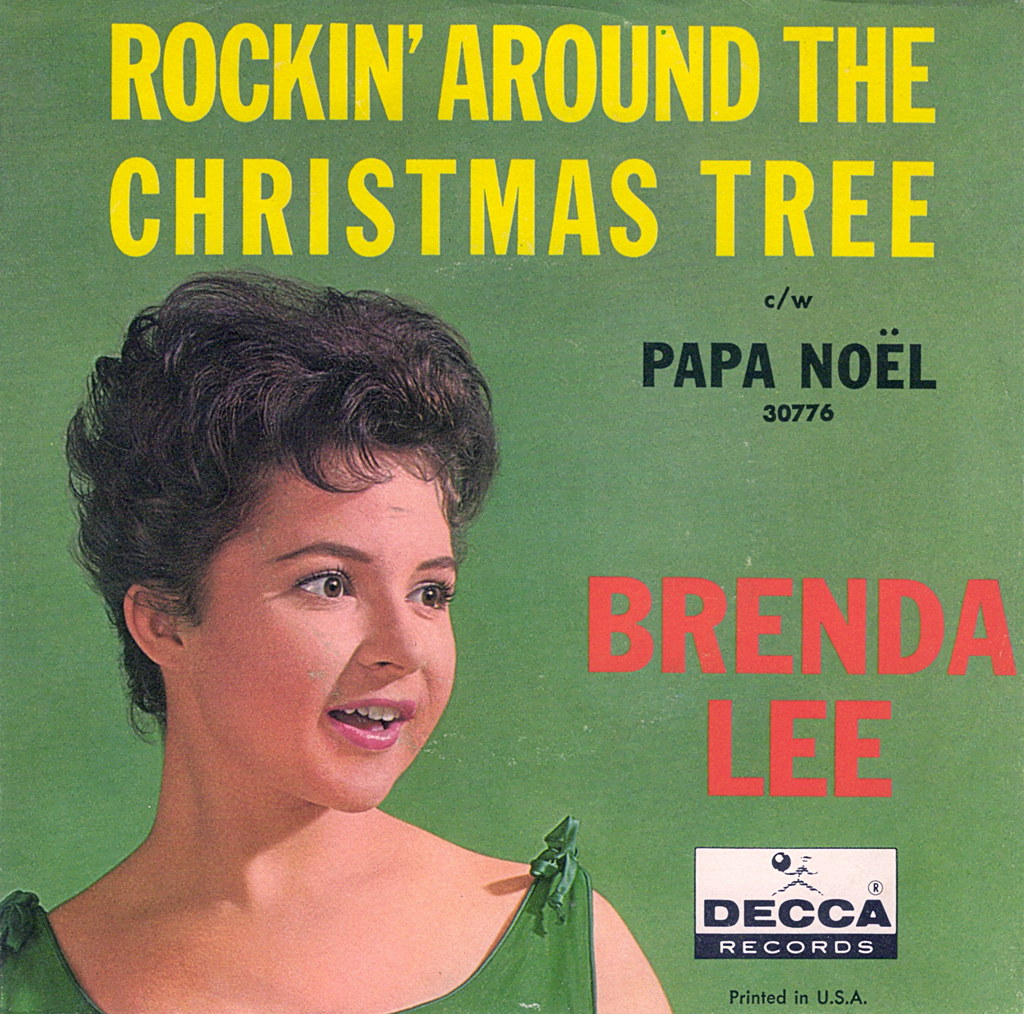Brenda Lee - Rockin' Around The Christmas Tree ...