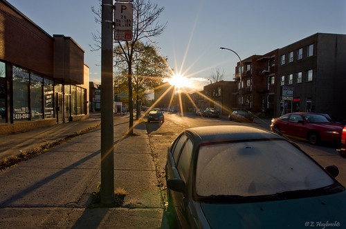 street morning sun car sunrise soleil leverdesoleil starbust smcpda15mmf40edal da15mmf4limited