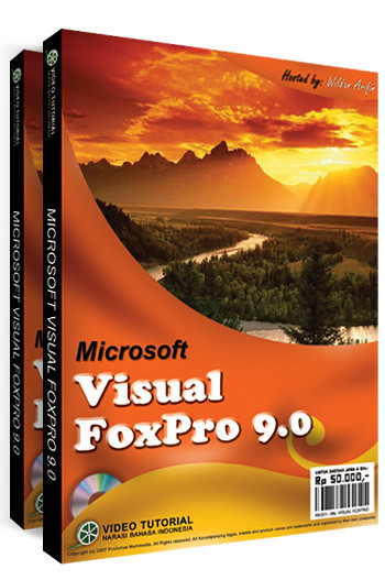 CD Tutorial Microsoft Visual FoxPro 9 0 | ghufron ghufron