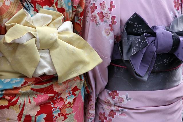 Kimonos Obis