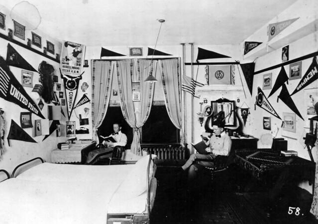 '58 Dorm Room