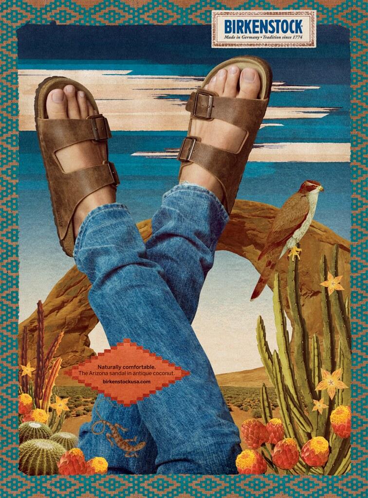 Birkenstock 2010 print, 6 of 6 | 2010