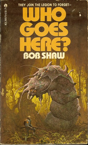 Who Goes Here? - Bob Shaw