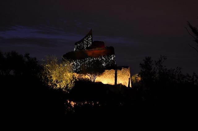 Estrella Star Tower at Night 002