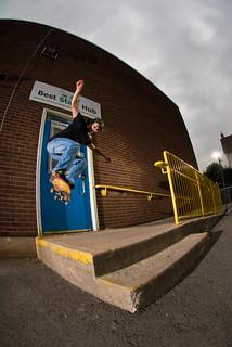 Kyle Eaton - Back 180
