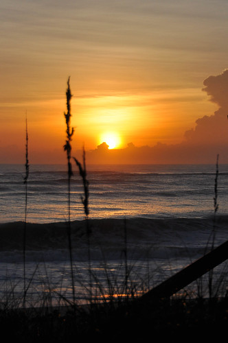 sun beach clouds sunrise florida atlanticocean verobeach tropicalstormfiona