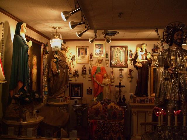 St. Joseph Chapel, Montalbano Furniture Store, Bellwood, IL