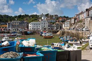 Mevagissey Harbour | by T`ian