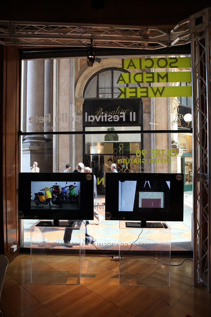 Social Media Week Milano :: Il Festival della rete