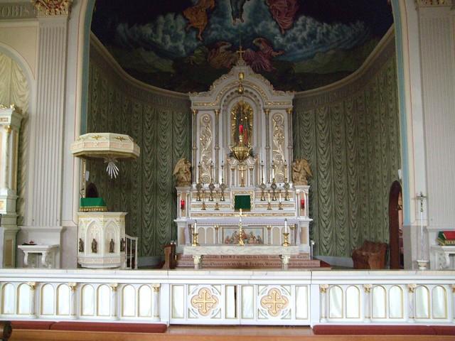 Queen of Peace Catholic Church, Patton, PA